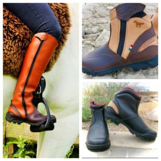 Boots & Støvler